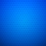 Blue metal or plastic texture with holes Stock Images