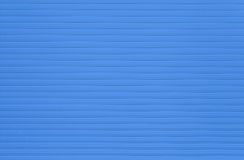 Blue metal plate wall texture Stock Photos
