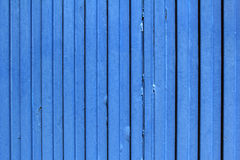 Blue metal sheet background Royalty Free Stock Photography