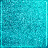Blue metal surface texture Stock Image
