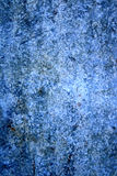 Blue metal texture. In cold colors for design royalty free stock photography