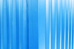 Blue Metal Texture Stock Image
