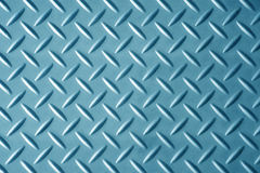 Blue metal texture background. Royalty Free Stock Photography