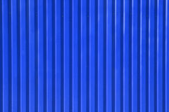 Blue metal tile Stock Photography
