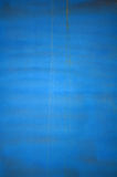 Blue Metal Vignetted Background Stock Images
