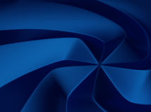 Blue metallic background Royalty Free Stock Images