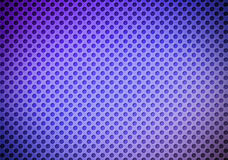 Blue metallic grid background Royalty Free Stock Image