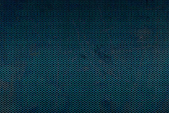 Blue metallic mesh background texture Royalty Free Stock Photo