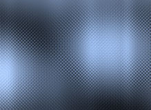 Blue metallic pattern Stock Photo