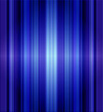 Blue Metallic Stripes Stock Photo