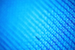 Blue micro fiber texture Royalty Free Stock Images