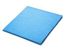 Blue microfiber duster Stock Photos