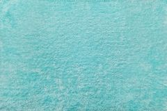 Blue mint velour colorful abstract texture Royalty Free Stock Images