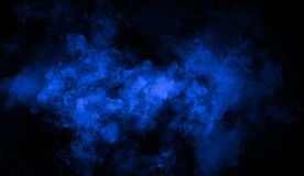 Blue misty smoke background. Abstract texture for copyspace. Blue misty smoke background. Abstract texture overlays for copyspace stock photos