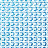 Blue moire background Stock Photography