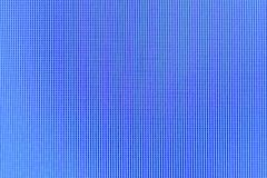 Blue monitor led screen texture background. Blue abstract monitor led screen texture background Stock Photo