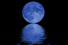 Free Blue Moon Royalty Free Stock Photos - 22408