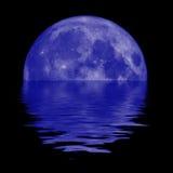 blue moon Fotografia Royalty Free