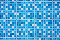 Free Blue Mosaic Royalty Free Stock Photo - 14242595
