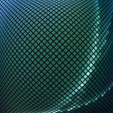 Blue mosaic. Beautiful  geometric blue background. Design element Royalty Free Stock Photography