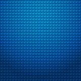 Blue mosaic background Stock Image
