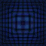 Blue mosaic boxes Stock Photography