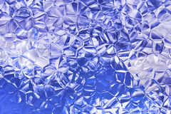 Blue Mosaic pattern as abstract background.Futuristic background. Digitally generated image Stock Photo
