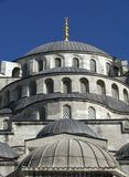 Blue mosque 10. Blue mosque, Istanbul, Turkey Royalty Free Stock Photo