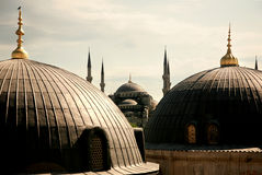 Blue mosque Stock Image