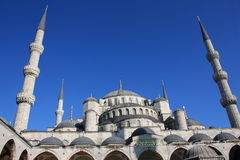 The Blue Mosque. Istanbul, Turkey Stock Image
