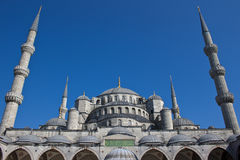 The Blue Mosque Stock Images