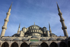 The Blue Mosque Stock Photos