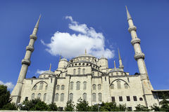Blue Mosque. In Istanbul,Turkey Royalty Free Stock Photo