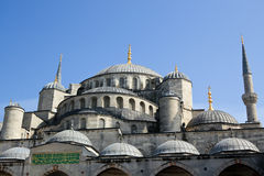 Blue Mosque Stock Images