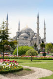 The Blue Mosque Royalty Free Stock Photo