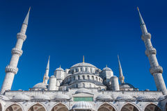 Blue Mosque Stock Photo