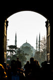 Blue Mosque Royalty Free Stock Image
