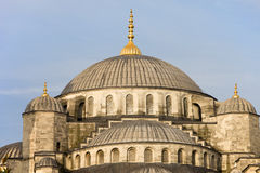 Blue Mosque Dome Stock Photography