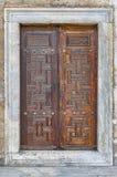 Blue Mosque Door Royalty Free Stock Photo