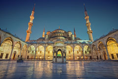 Blue Mosque. Royalty Free Stock Photos