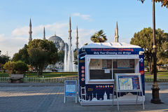 Blue mosque, Instanbul Stock Photos