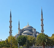 Blue mosque, Instanbul Stock Photo