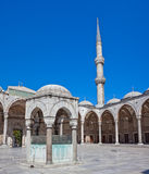 Blue mosque, Instanbul stock photos