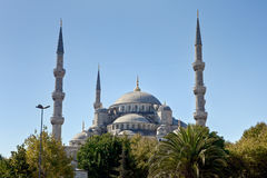 Blue mosque, Instanbul Stock Image