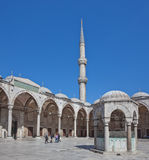 Blue mosque, Instanbul Royalty Free Stock Photography