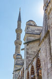 Blue mosque, Instanbul Stock Images