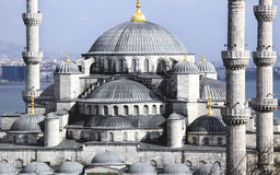 Blue mosque Istanbul. Photo of Blue mosque Istanbul Stock Photography