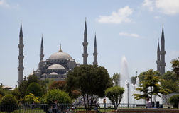 The Blue Mosque Istanbul Stock Image