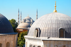 Blue Mosque in Istanbul. Turkey Stock Photo