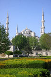 The Blue Mosque in Istanbul Stock Image